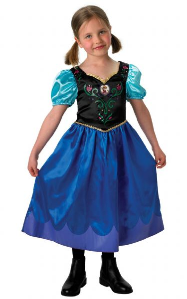 Frozen - Anna (Travelling outfit)